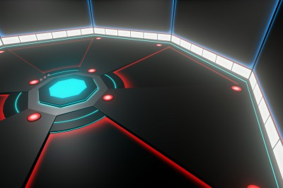 飞盾作战(Octoshield VR)
