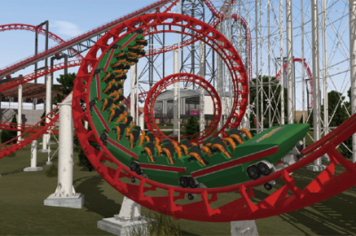 无极限2:过山车模拟(Nolimits 2 Roller Coaster Simulation)