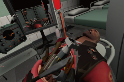 模拟外科医生(Surgeon Simulator VR : Meet The Medic)